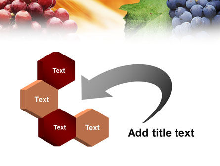 Grape PowerPoint Template Slide 11