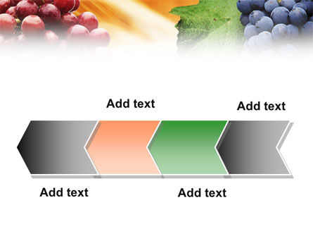 Grape PowerPoint Template Slide 16