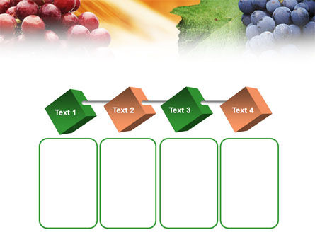 Grape PowerPoint Template Slide 18