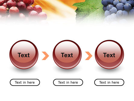 Grape PowerPoint Template Slide 5
