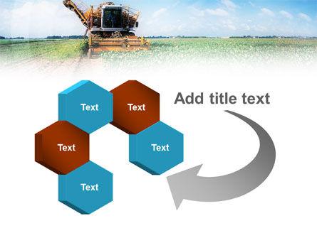 Harvester PowerPoint Template Slide 11