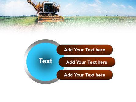 Harvester PowerPoint Template Slide 12