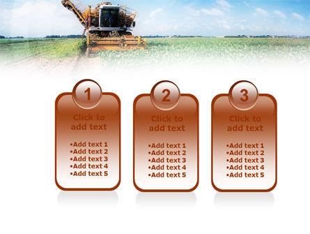 Harvester PowerPoint Template Slide 16