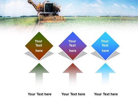 Harvester PowerPoint Template Slide 5