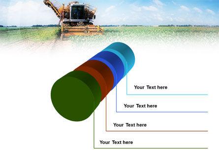 Harvester PowerPoint Template Slide 7