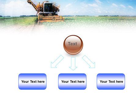 Harvester PowerPoint Template Slide 8