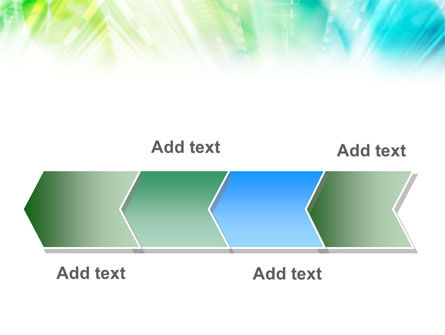 Green-Aqua Light PowerPoint Template Slide 16