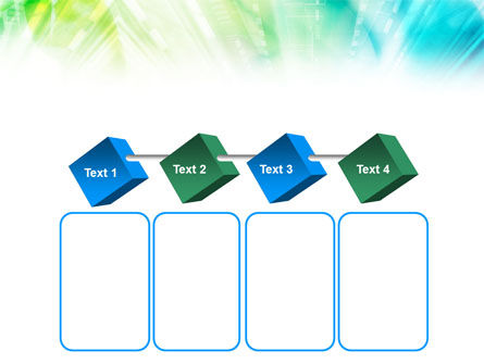 Green-Aqua Light PowerPoint Template Slide 18