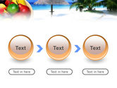 Exotic Fruits On Exotic Resort PowerPoint Template#5