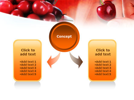 Merry PowerPoint Template, Slide 4, 01238, Food & Beverage — PoweredTemplate.com