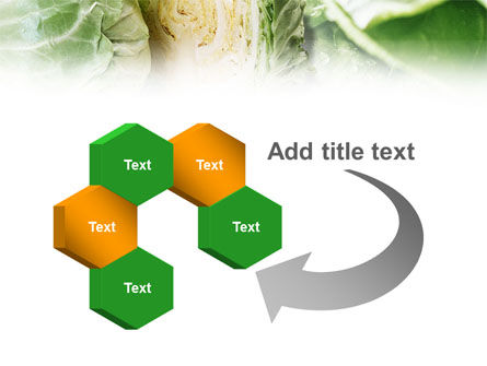 Fresh Cabbage PowerPoint Template Slide 11