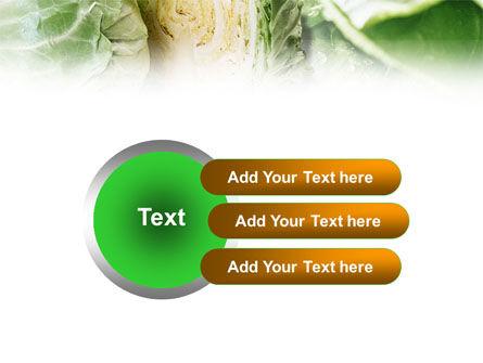 Fresh Cabbage PowerPoint Template Slide 12