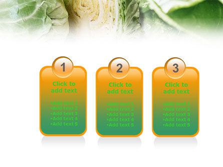 Fresh Cabbage PowerPoint Template Slide 16
