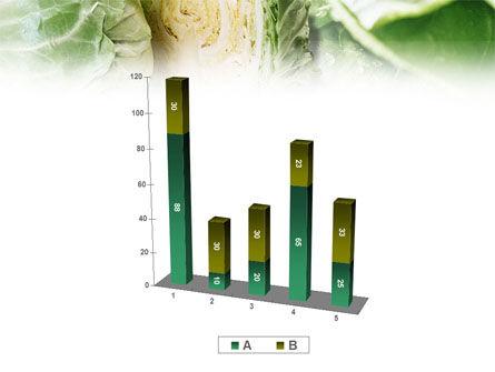 Fresh Cabbage PowerPoint Template Slide 17