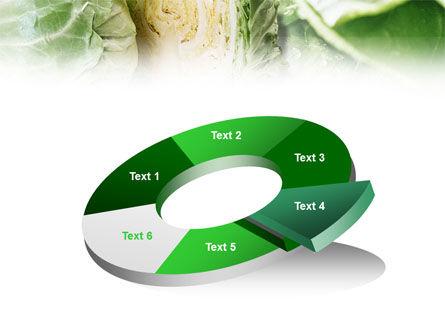 Fresh Cabbage PowerPoint Template Slide 19