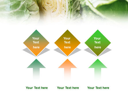 Fresh Cabbage PowerPoint Template Slide 5