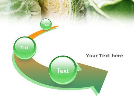 Fresh Cabbage PowerPoint Template Slide 6