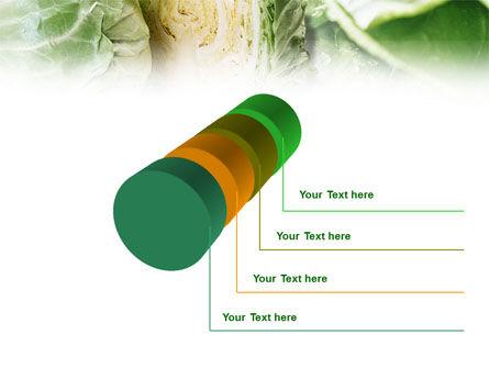 Fresh Cabbage PowerPoint Template Slide 7