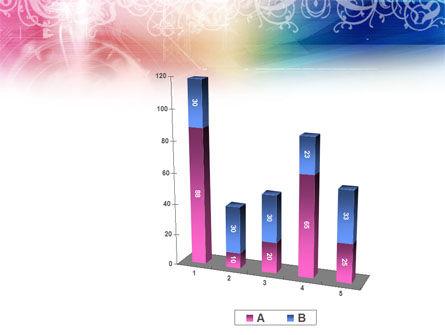 Rainbow Color Theme PowerPoint Template Slide 17