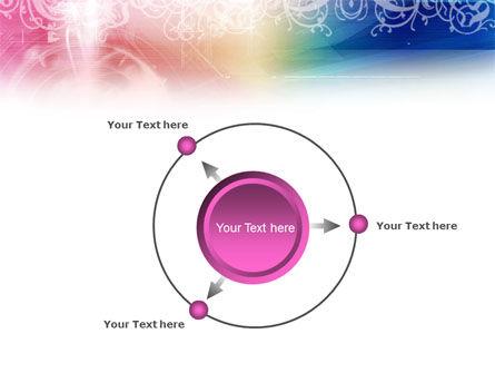 Rainbow Color Theme PowerPoint Template Slide 7