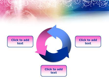 Rainbow Color Theme PowerPoint Template Slide 9