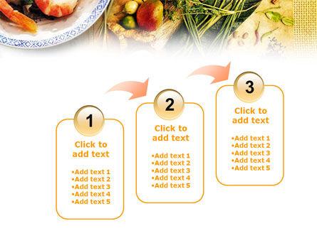 Exotic Ingredients PowerPoint Template Slide 14