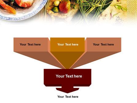 Exotic Ingredients PowerPoint Template, Slide 3, 01242, Food & Beverage — PoweredTemplate.com