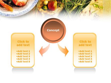 Exotic Ingredients PowerPoint Template, Slide 4, 01242, Food & Beverage — PoweredTemplate.com