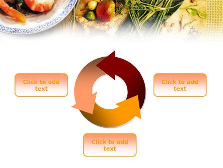 Exotic Ingredients PowerPoint Template Slide 9