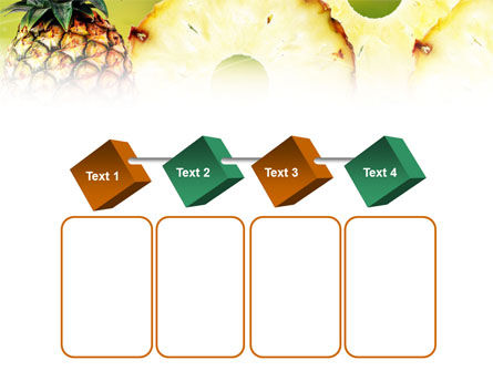 Pineapple PowerPoint Template Slide 18