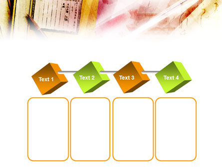 Chinese Notebook PowerPoint Template Slide 18