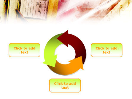 Chinese Notebook PowerPoint Template Slide 9