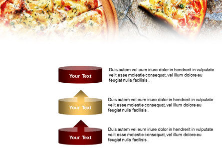 Hot Pizza PowerPoint Template Slide 10