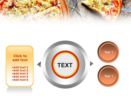Hot Pizza PowerPoint Template Slide 12