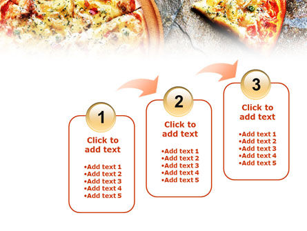 Hot Pizza PowerPoint Template Slide 14
