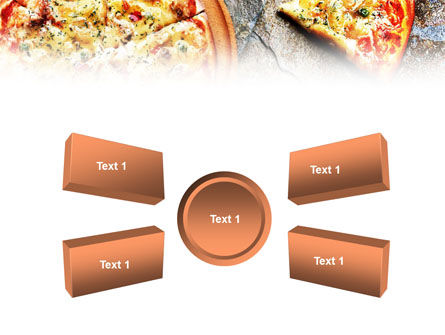 Hot Pizza PowerPoint Template Slide 6