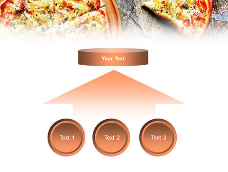 Hot Pizza PowerPoint Template Slide 8