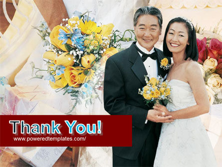 Asian Wedding PowerPoint Template Slide 20