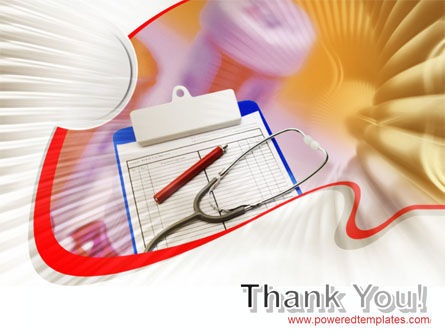 Medical Card PowerPoint Template Slide 20