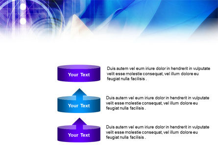 Internet Web Technology PowerPoint Template Slide 10
