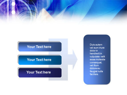 Internet Web Technology PowerPoint Template Slide 11