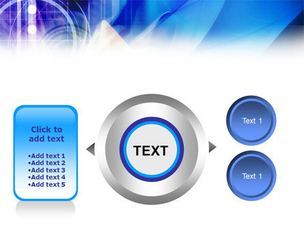 Internet Web Technology PowerPoint Template Slide 12