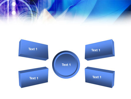 Internet Web Technology PowerPoint Template Slide 6