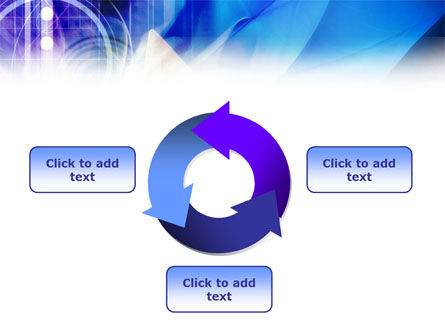 Internet Web Technology PowerPoint Template Slide 9
