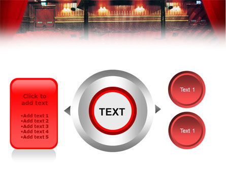 Theater PowerPoint Template Slide 12