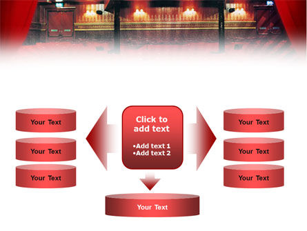 Theater PowerPoint Template Slide 13