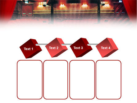 Theater PowerPoint Template Slide 18