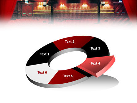 Theater PowerPoint Template Slide 19