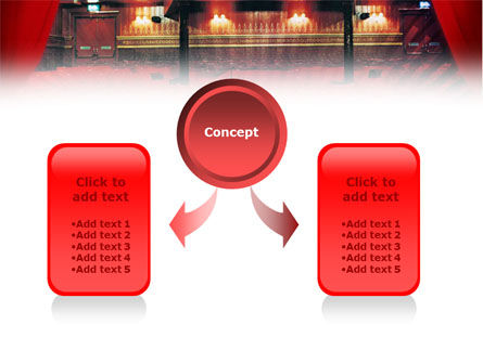 Theater PowerPoint Template Slide 4
