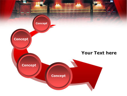 Theater PowerPoint Template Slide 6
